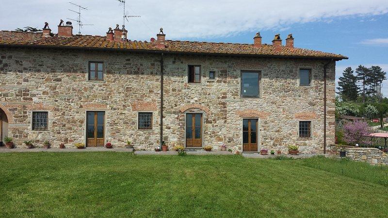 CASA MACIE, holiday rental in Pratolino