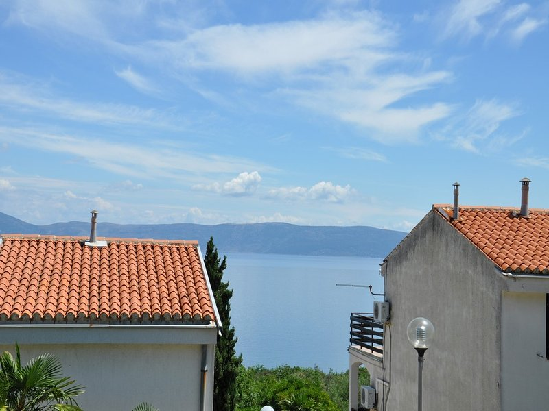 View of the island Cres 449, holiday rental in Labin