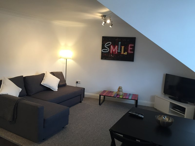 Lounge / Dining (Showing sofa bed)