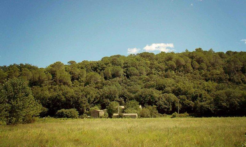 Mas de la Gache, gite à la campagne, holiday rental in Saint-Marcel-de-Careiret