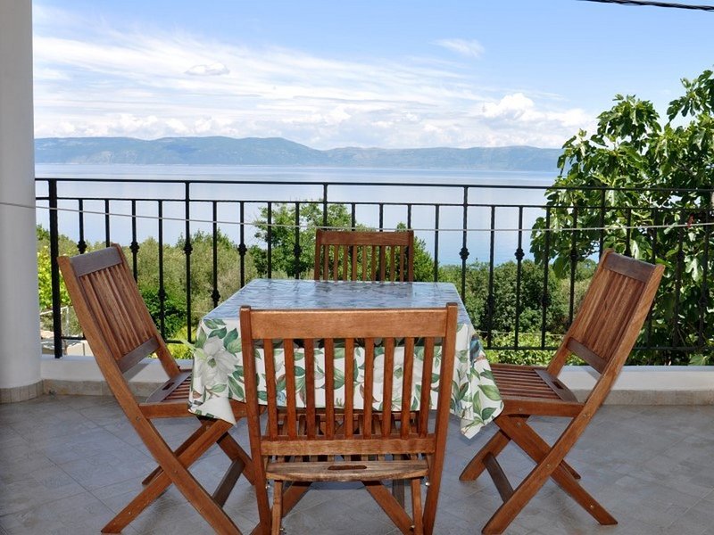 Amazing sea view apartment 23, holiday rental in Labin