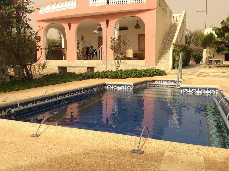 Les pieds dans l'eau, vacation rental in La Petite Cote