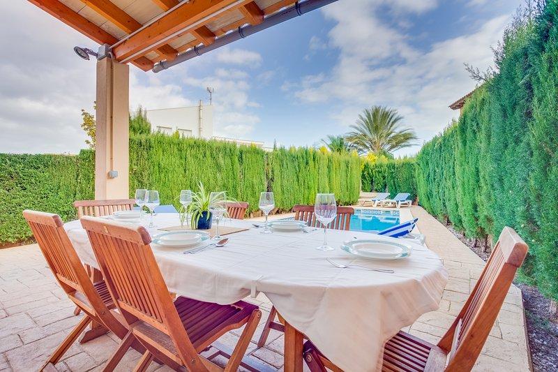 Villa Roser, holiday rental in Alcudia