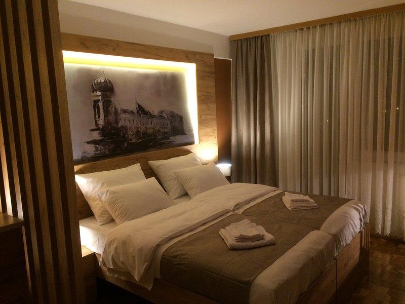 Apartment Relax University Tuzla, aluguéis de temporada em Bjelasnica