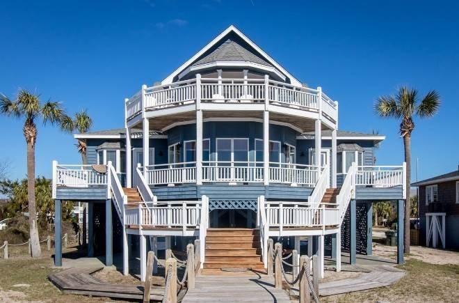 3004 Point St  - 'Sea Boy', vacation rental in Edisto Island