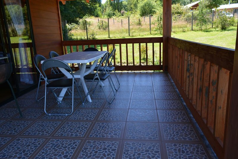 Cabañas Marlys, vacation rental in Pichare
