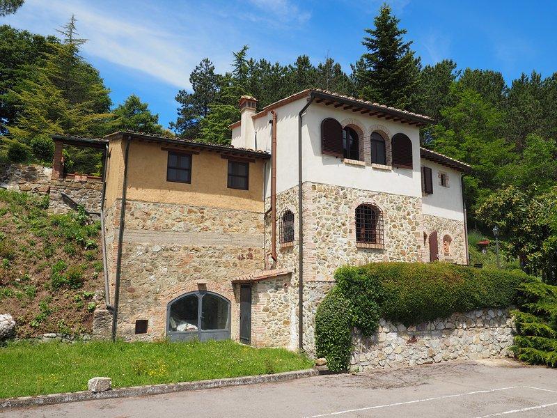 Sassi Bianchi Acacia, holiday rental in Montecchio