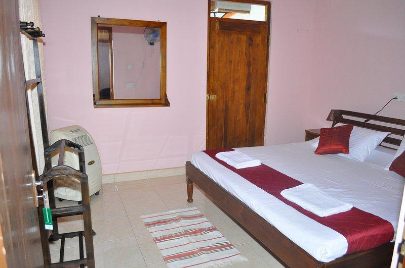Dil Lanka Safari Resort-camera matrimoniale, holiday rental in Embilipitiya