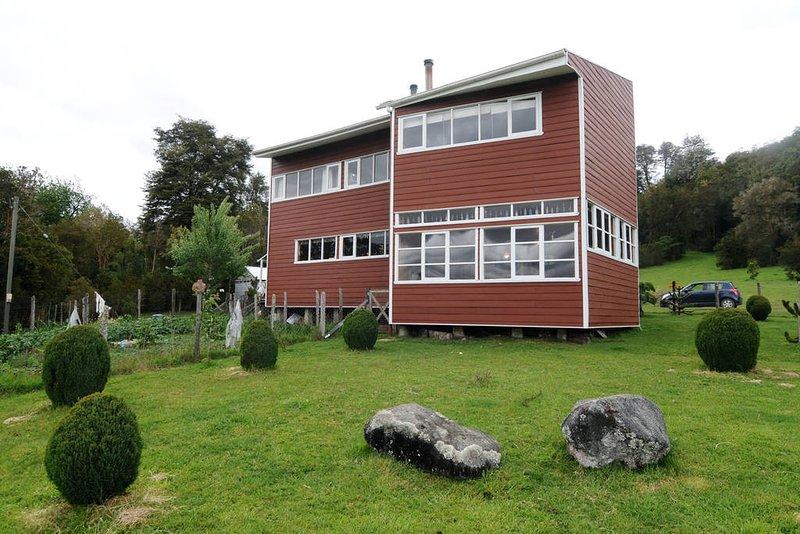 Casa Pindal Isla Lemuy Habitación Privada, alquiler vacacional en Isla de Chiloé