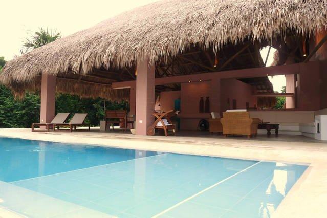 Casa de Lujo en Palomino, con Playa Privada y Servicio de Limpieza, location de vacances à Dibulla