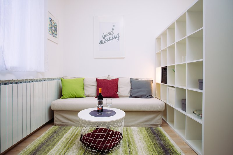 Studio apartment Lima, vacation rental in Zagreb