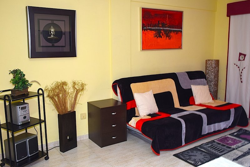 Oriental ZEN flat, best ever location, ideal for high class  time in Tenerife!, holiday rental in Armenime