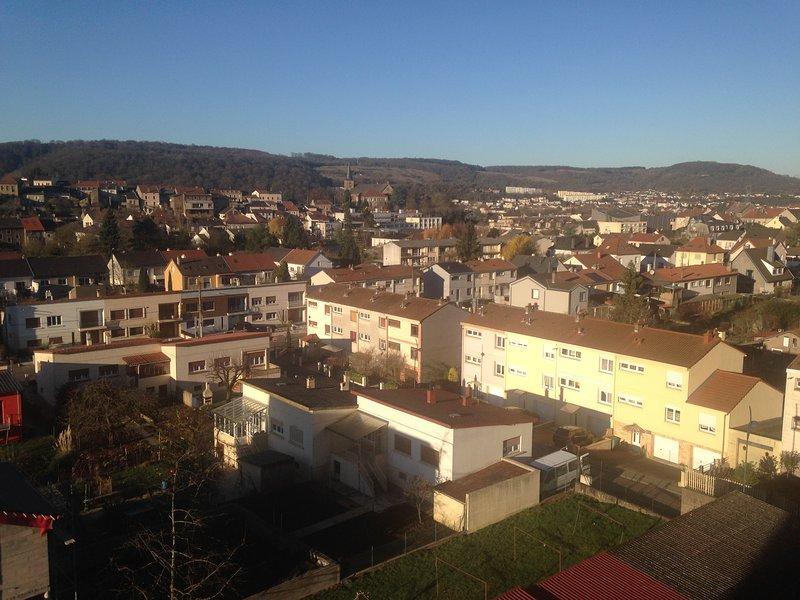 Appartement a vue dégagé, holiday rental in Kedange-sur-Canner