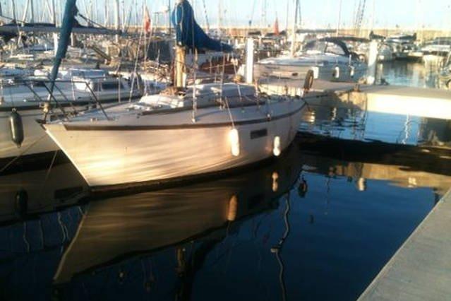 louer appart Sant Adria de Besos bateau mignon