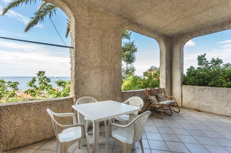 Appartamento Vista Mare, holiday rental in Cuglieri