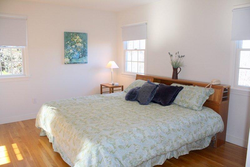 Master Bedroom ~ First Floor