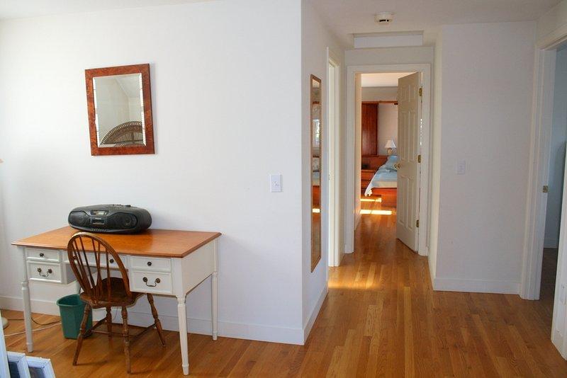 Upstairs Open Area