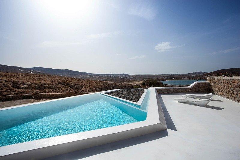 Villa Neptune, holiday rental in Ftelia