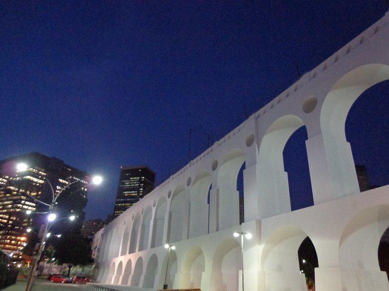 Arcos da Lapa - 1 minute walk!