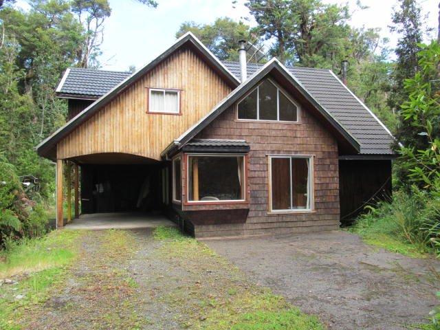 Casa autónoma en medio de la naturaleza, casa vacanza a Isla Chiloe