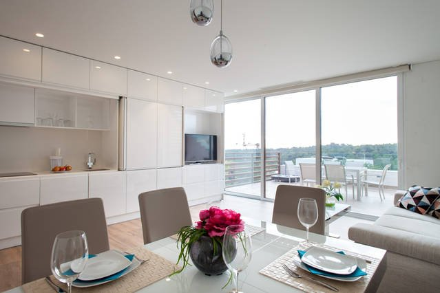 Luxe penthouse op golfresort Las Colinas, holiday rental in Lo Rufete