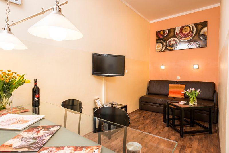 Stylish Apartment Ap8, holiday rental in Oberkirchbach