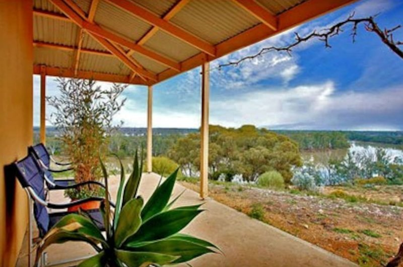 Great views over the Murray River