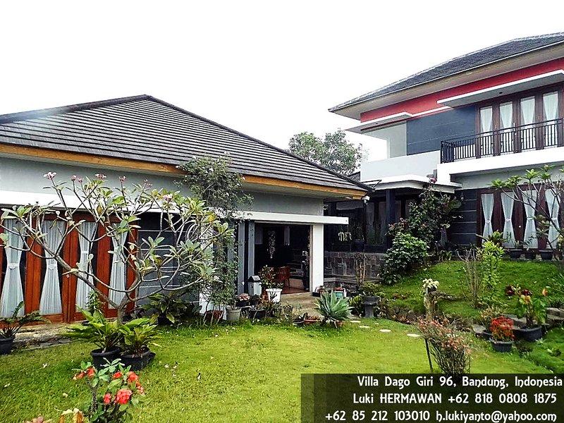 Rumah Sejuk Dago Giri Bandung, location de vacances à Bandung