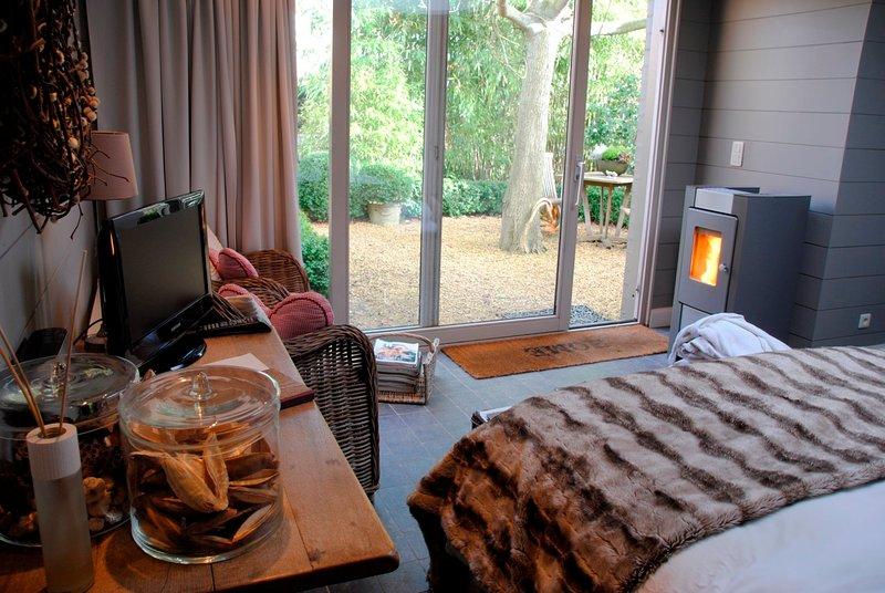 B&B De Tuinkamer, holiday rental in Sluis