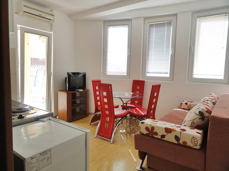 One bedroom apartment near the beach and city centre #T3, holiday rental in Budva