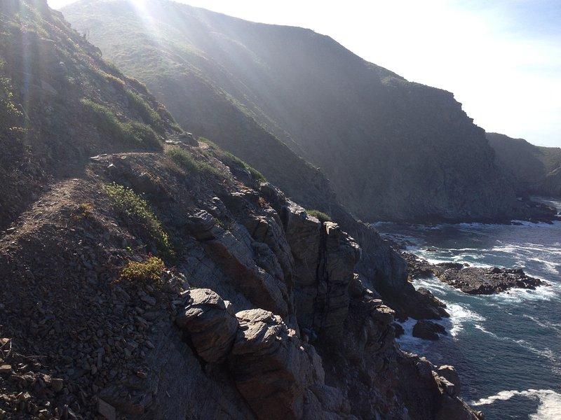 promontoires randonnée de 20 minutes, mais aussi des randonnées du canyon et le vélo de montagne juste devant votre porte!