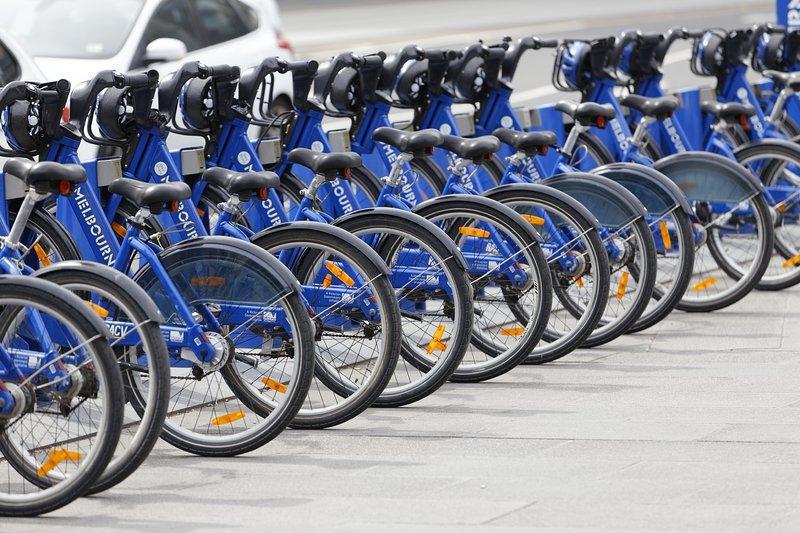 City Bike Location stand (2 min à pied du site)