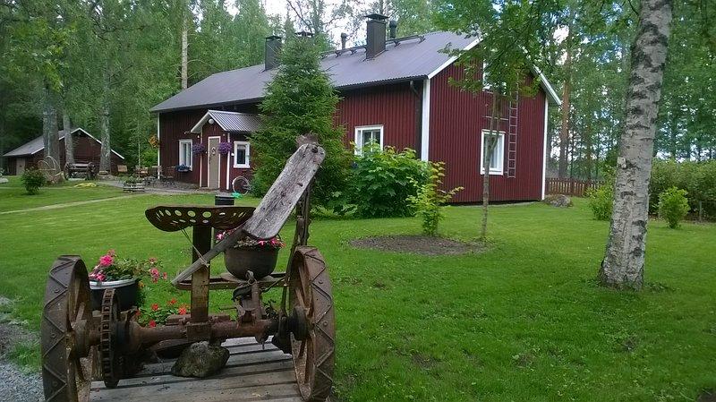 SyVilla, holiday rental in Jamijarvi