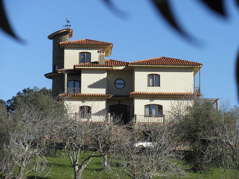 CASA RURAL 'SIERRAS Y VALLES', location de vacances à Salvatierra De Los Barros