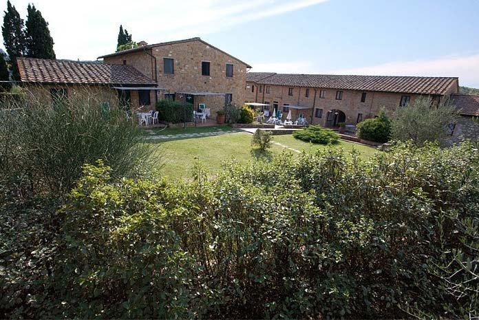 Casa Amaia , beautiful Tuscan apartment in Chianti, vakantiewoning in Montaione
