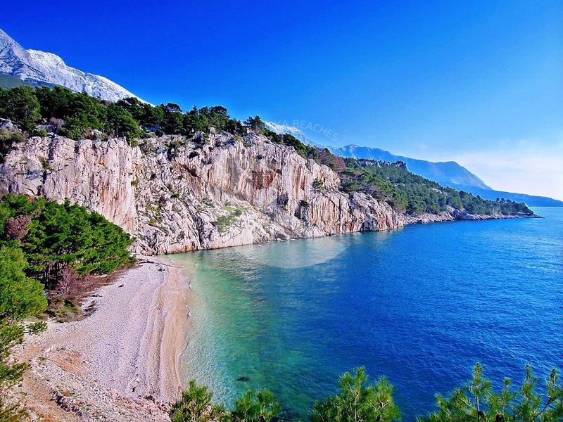 μία από τις πιο όμορφες παραλίες