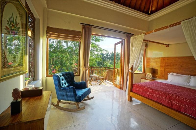 KaDeWa Villa est un brillant standards occidentaux nouvellement construit et belle villa de 3 chambres