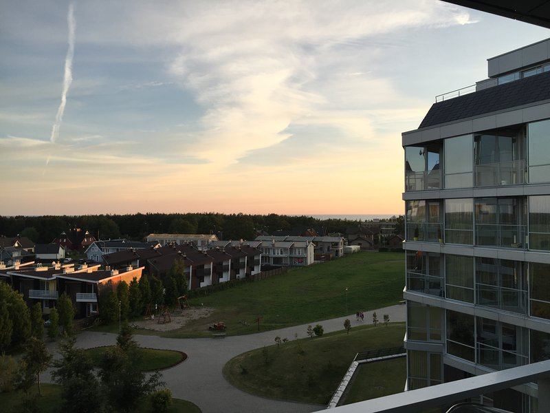 Apartment with a View of the Sea, holiday rental in Palanga
