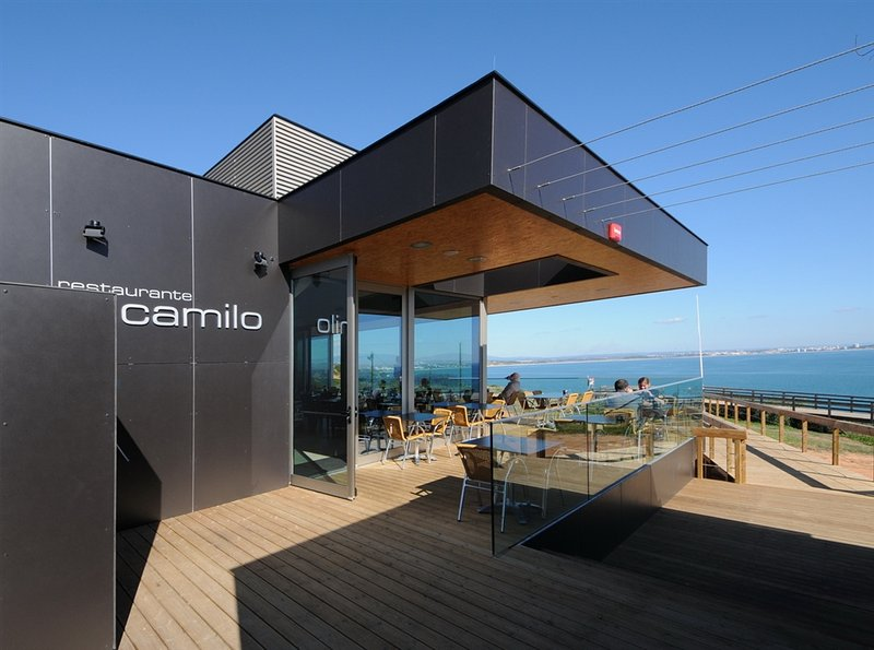 O Camilo beach and restaurant stunning 10/ 15 mins stroll away.