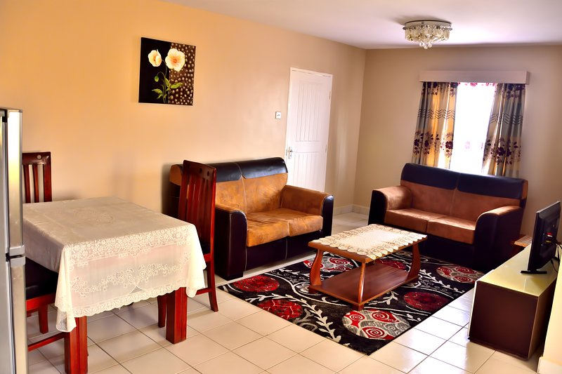 Pendo Furnished Apartment, holiday rental in Nairobi