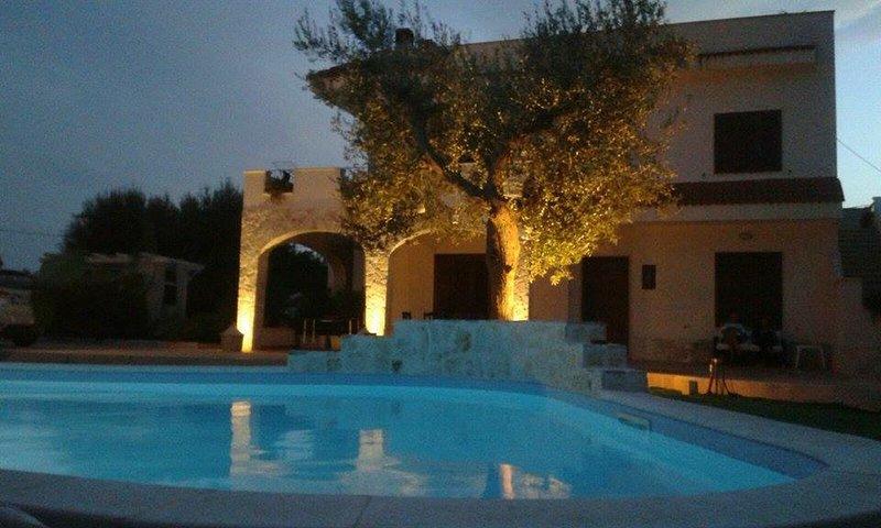 Monolocale in villa Nonna Maria, vacation rental in Antonelli