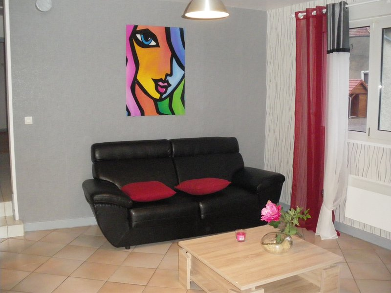 GITE ETAGE, holiday rental in Membrey