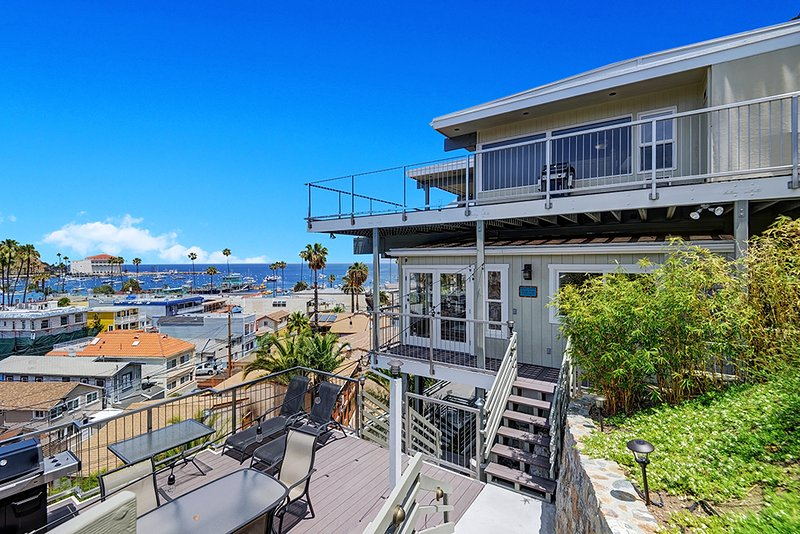 11 Lower Terrace-lower, vacation rental in Catalina Island