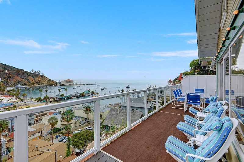 176 Middle Terrace, vacation rental in Catalina Island
