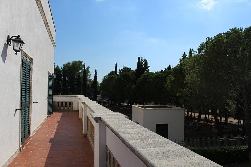 Appartamento Ginestra, vacation rental in Lizzano