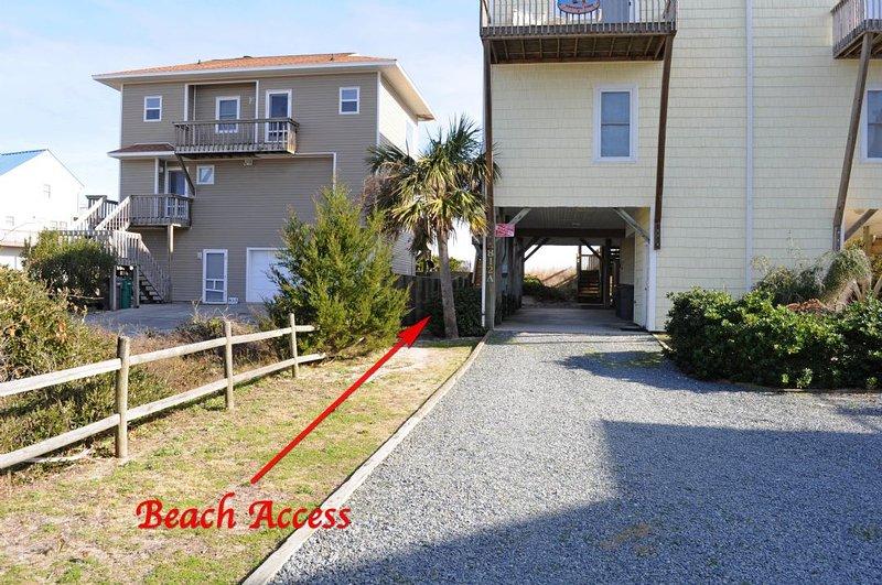 Beach Access Directly Across the Street!