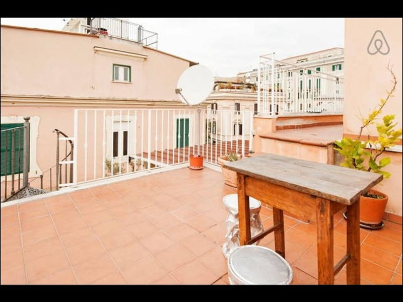 Your own beautiful terrace to enjoy to read a book or drink a glass of wine