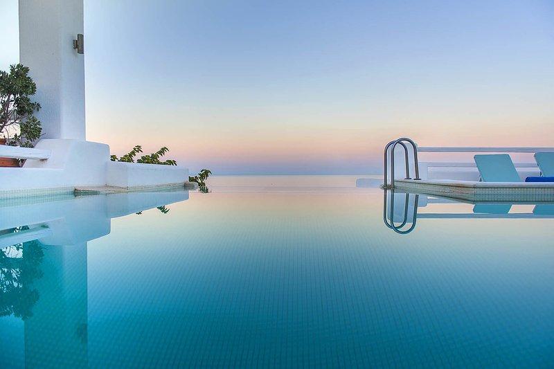 Villa Tramountana, vakantiewoning in Fira