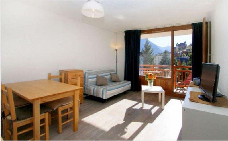 résidence meijotel les 2 Alpes, appartement front de neige, alquiler vacacional en Mont-de-Lans