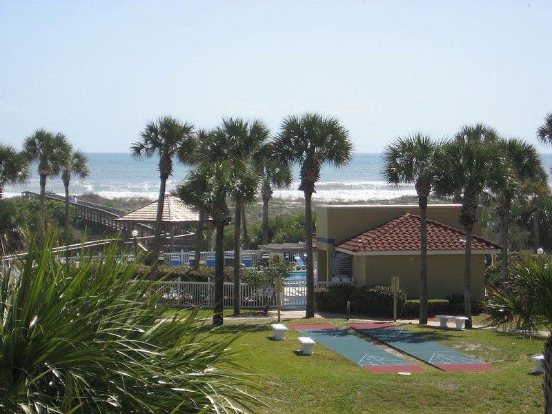 ** Ocean View, 3rd Fl, Elevator Bldg R , Ocean Village Club - Ocean View **, location de vacances à Saint Augustine